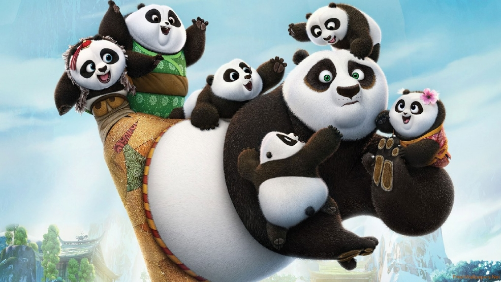 New comers stumble as 'Panda' continues its reign