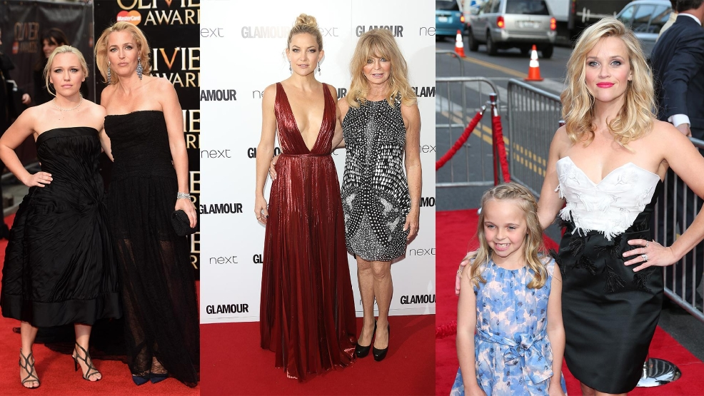 Gallery: Celebs and their daughters